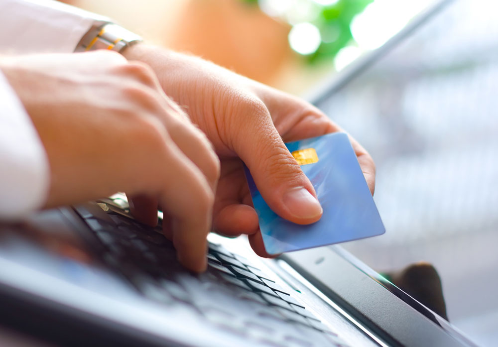 Online Card Processing from SagePay