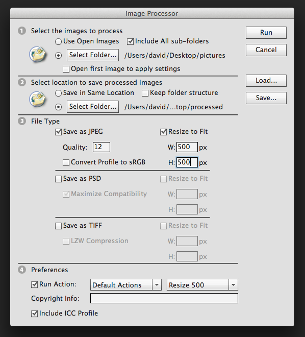 How to Make all Your Images Square in Photoshop - PromoNet Ltd